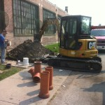 sewer contractors in chicago illinois